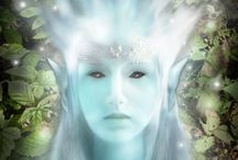 Faery and Elves Gods and others / by Richard Guimond