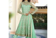 Indian Salwar Suits by Craftsvilla for Online Shopping / Assortment of All Indian Salwar Suits available on Craftsvilla.com Which You Can Buy Online from Anywhere in The World. / by Craftsvilla.com