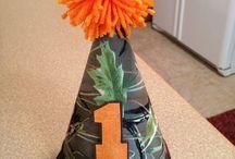 boys birthday ideas / by Alina Slaight