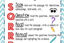 Study Strategies for our teacher friends :) / by WKU Center for Literacy