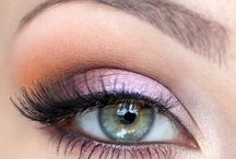 Face and Nails / Make-up tips and pretty nails / by Heather Ready