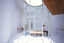 Space design / way finding / singage / by Sebastian Ebarb