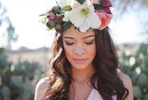 Floral Inspiration / by Belle Belle