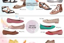 Seasonal Shoe Trends / wantedshoes.com / by Wanted Shoes