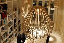 lighting / Beautiful lighting ideas, roundups of the perfect lighting, table lamps, ceiling lights, pendant lamps, wall sconces, floor lamps / by Life in Sketch