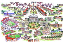 Ole Miss / by Morgan Strong