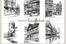 Designs by Susie Roberts / by Susie Roberts