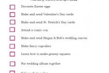 Bucket Lists - Spring / by Brooke Summer Photography