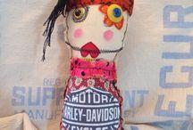 dollyze momma / handmade by me  / by Debbie May