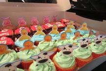 J's 2nd Birthday party / Farm birthday party  / by Courtney Puma