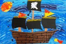 Pirates / by Judy Amos