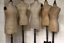 Dress Forms, Mannequins / by Lauren L. Ralph