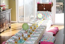 Party Design Ideas / by Elisa Collantes Avila