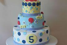 Dr. Seuss Birthday Party (Mav and Ember) / by Mariah Thompson