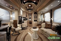 RV Interiors / by Camping Connection