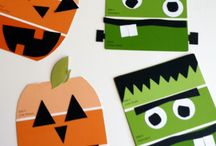 Halloween Crafts / Fun Crafts for the family! / by Ornament Shop