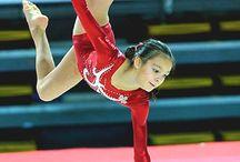 Gymnastics / by Sarah Hogan