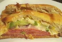 Sandwiches / by Marilyn McCullough