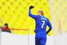 Soccer player / by Hiroki Nishikubo