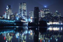 Ville: Montréal, ma ville! / by Martine G.