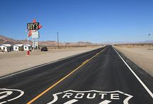 Route 66  / by Cindy Yagos