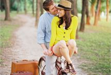 Engagement Photo Ideas / by Fucci's Photos
