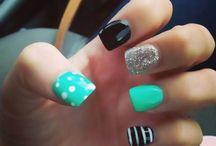 Nail designs / by Kaity Drahos