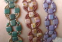 Beaded Shaped Beads / by Darlene Pfahl