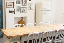 Kitchen / by Stephanie Wynne