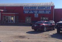 Builders Surplus 2610 W Miller Rd, Garland, TX / by Jennifer Bryarly