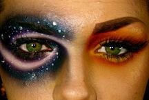 Make-up, nails and hair---oh my! / by Jen Scott