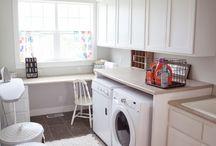 Laundry Room / by Sarah Ray