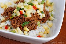 Make This! - Meals (Crockpot) / by Allison Jagunic