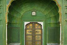 enter / by tiffany kapri