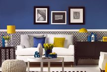 Living Room Ideas / Collection of ideas for the living room.  / by Meg Roberts