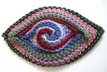 Crochet - Freeform  / by Hilaria Fina