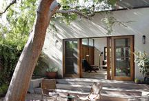 outdoor space / by Jessica Hill