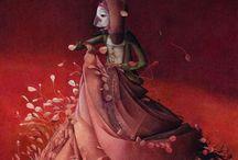 Ilustraciones  / by Lorena Rasgado