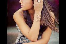 Senior Girl Posing Inspiration / by Kellie Taylor