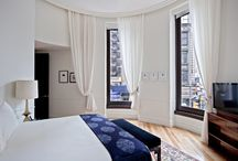 Hotel Rooms / Interior Design: Hotel Rooms / by Sandy Chang
