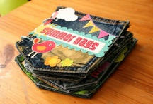 Altered books, cards, scrapbooking / by Laurie Weiss Kohlschmidt