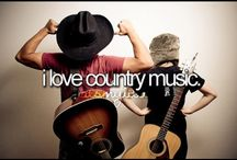 Country Music / by Ariana Lindsey Duggen