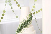 Modern cake inspiration  / by Jenniffer White