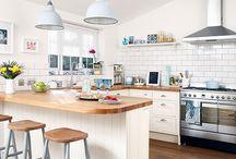 Kitchen Ideas / by June Molloy Vladička