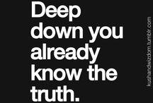#True / by Cortni Bird