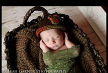Newborn photography / by Kelly McNichols