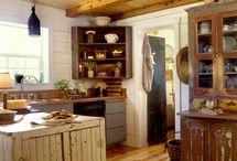 Kitchens / by Justina Peper