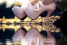 Heels, Wedges & Boots / by Levonda Delaney