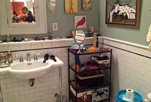 Bathroom reno / by Emily Bickerton