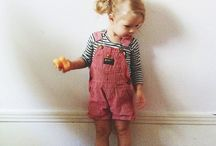 Kid style / by Elena Woods